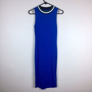 TOP SHOP Sporty midi dress